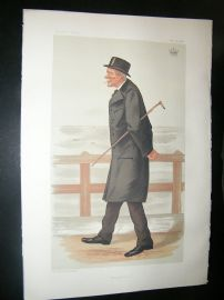 Vanity Fair Print: 1882 Earl of Munster